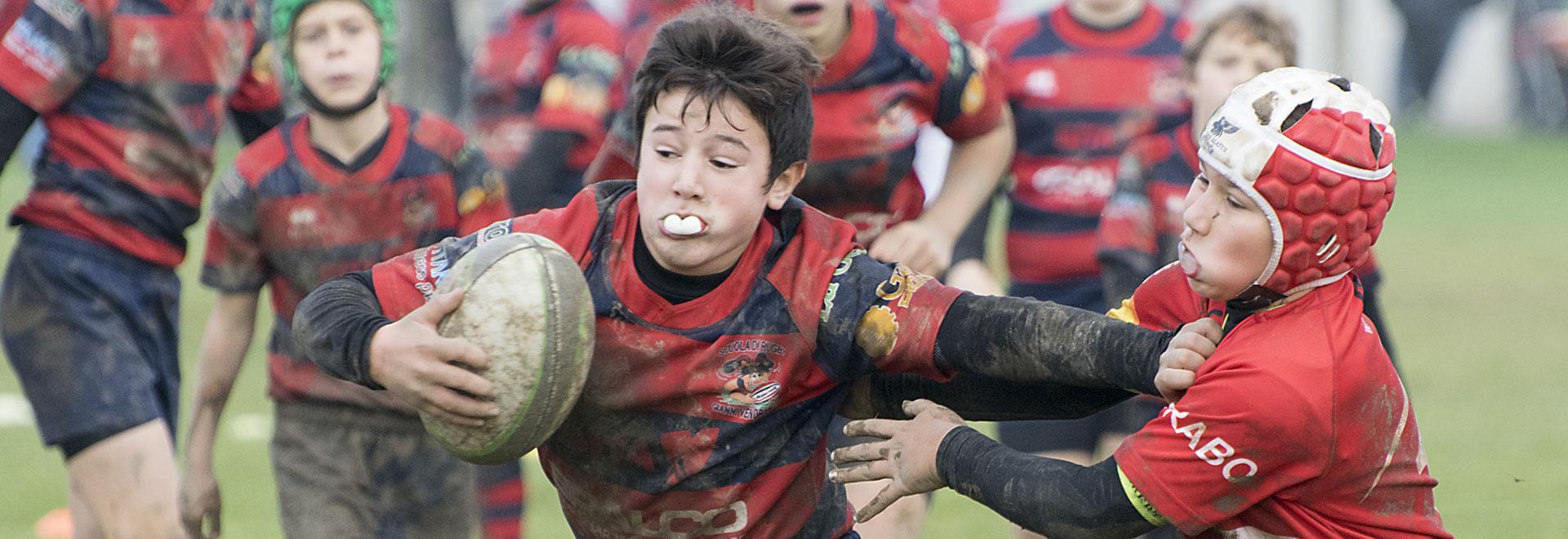 Rugby Paese attività junior