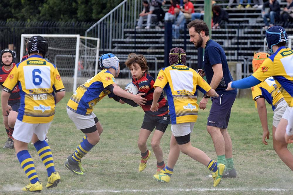 Torneo Denti U12, Prato 23 aprile 2017