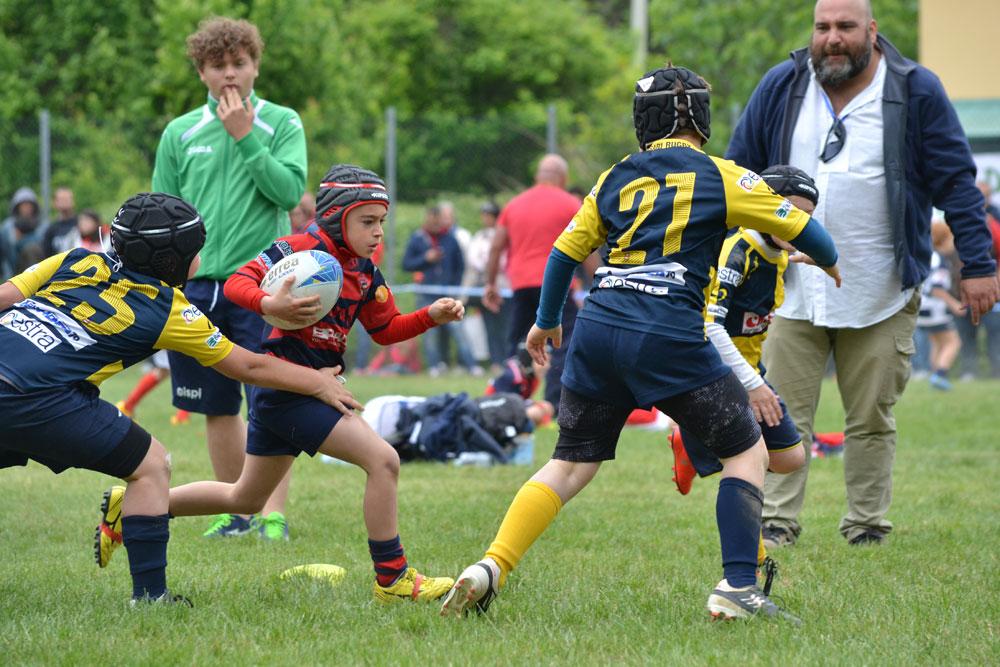 Torneo Denti U8, Prato 23 aprile 2017