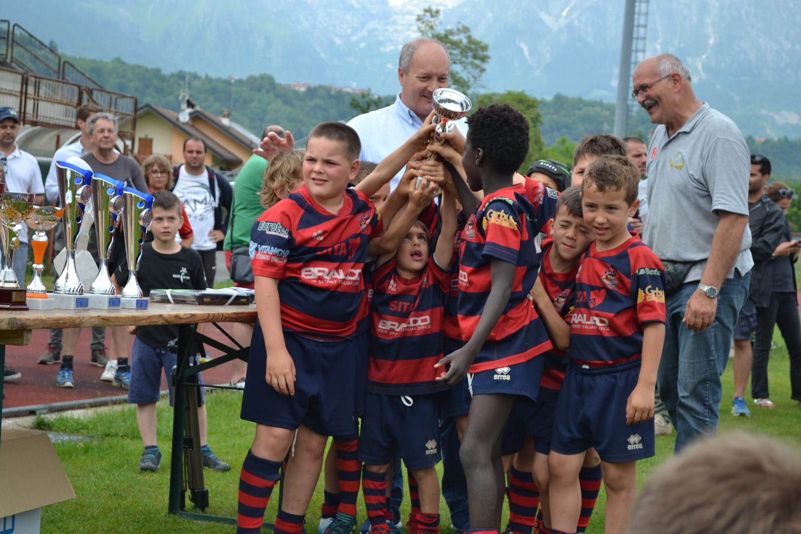 Torneo Alpago 2018 U8