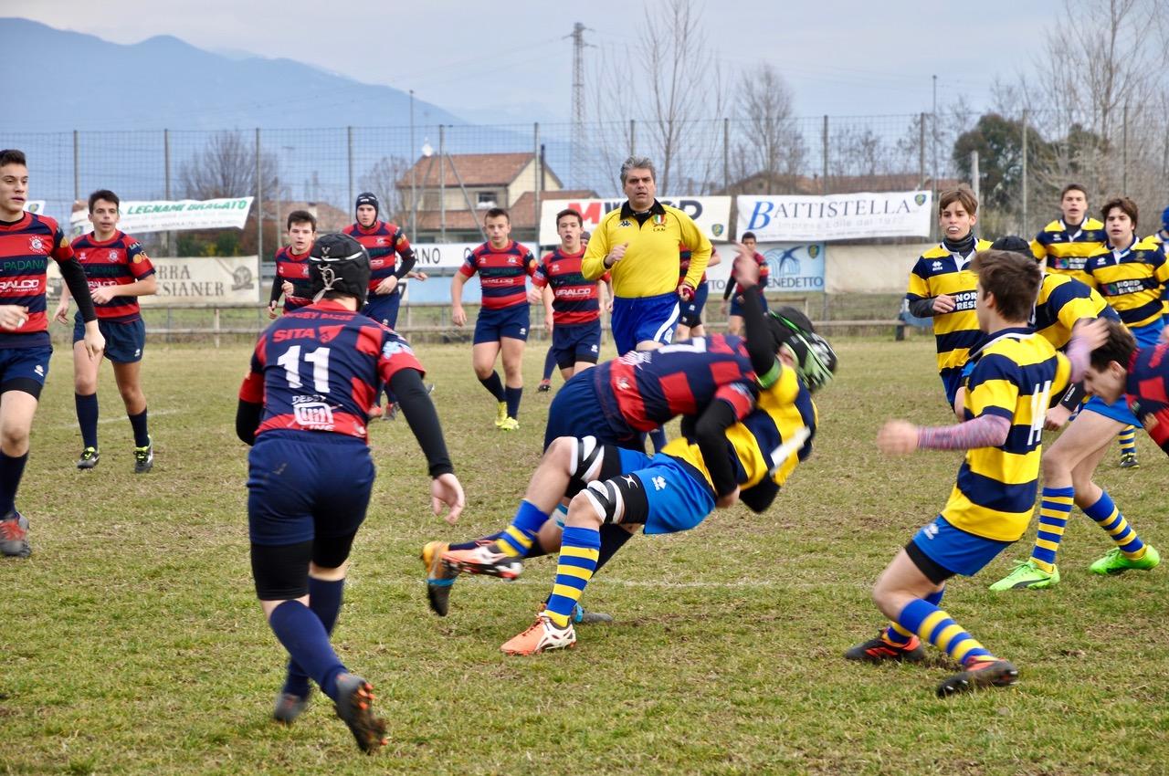 Conegliano - Rugby Paese U16