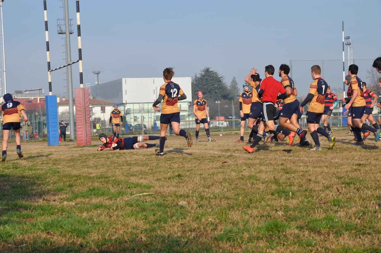 Rugby Paese - Mestre U16