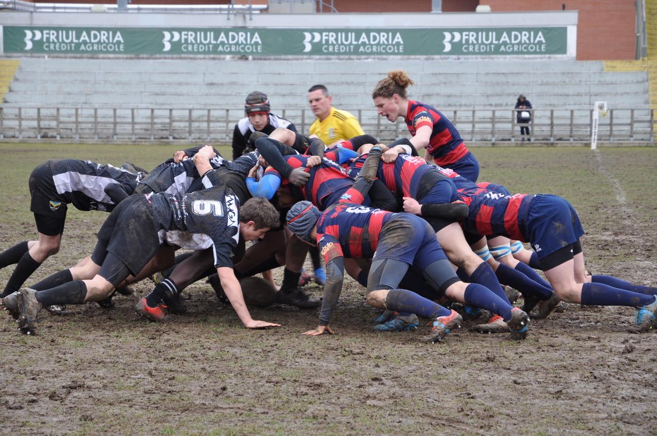 Udine - Rugby Paese U16