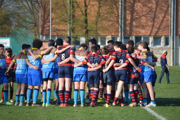 Rugby Paese - Rugby Dosson Casier U14