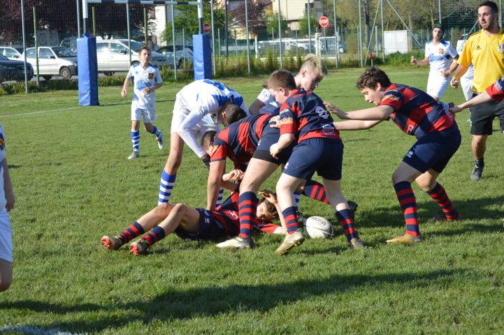 Checco l'ovetto - Rugby Paese u14 5